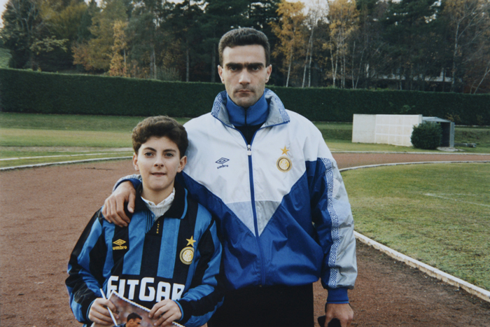 Young Pis and Zio Bergomi