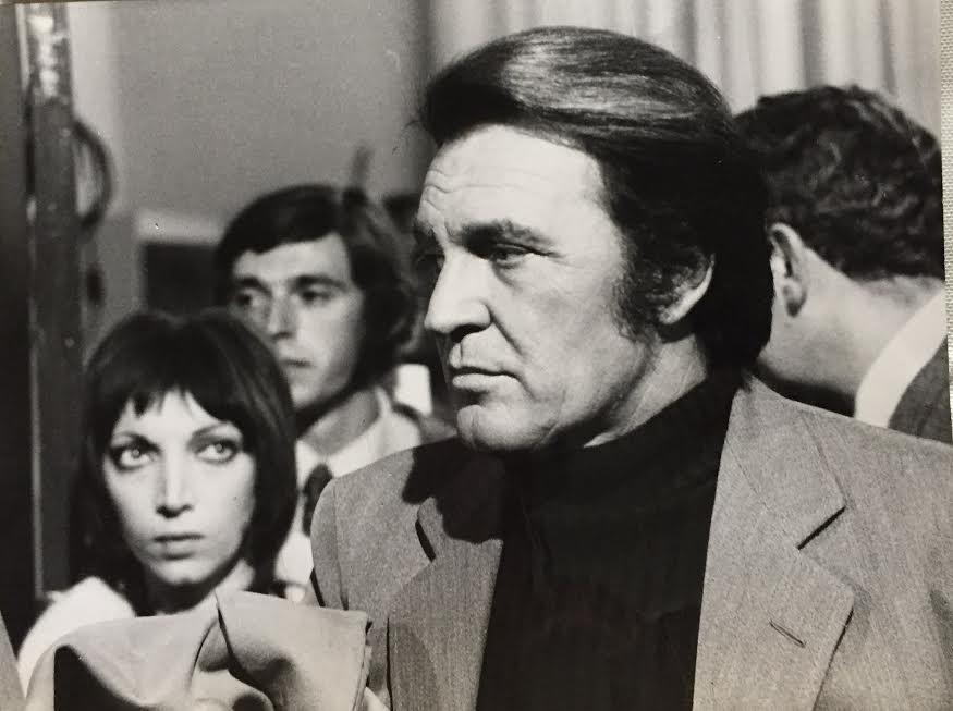 Fabrizi e Mariangela Melato